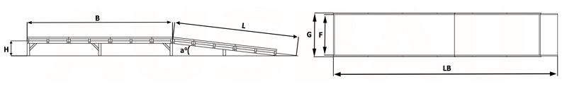 AUSBAU- Sprinter Auffahrrampe